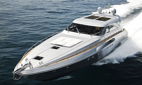 Charter a luxury yacht